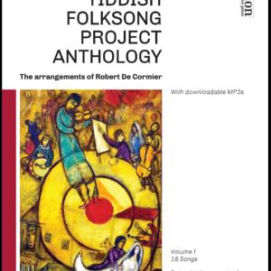 Yiddish Folksong Project Anthology Volume 1, Book